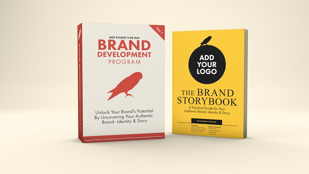 The Brand Development Program & The Brand Storybook