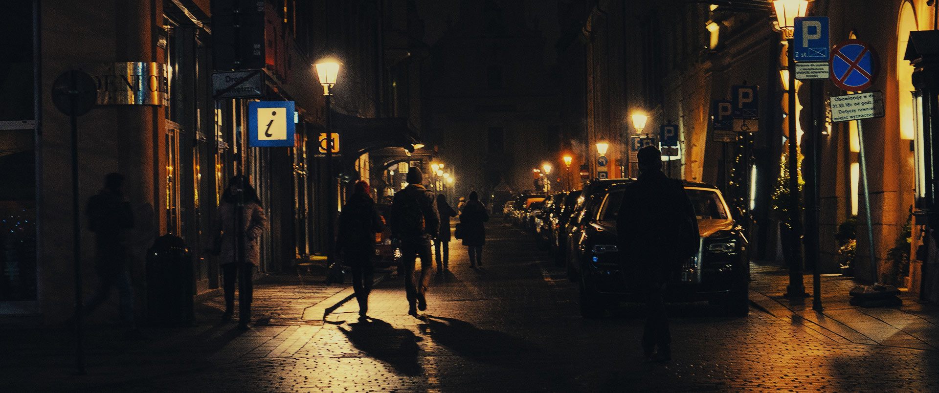A Street in the Night